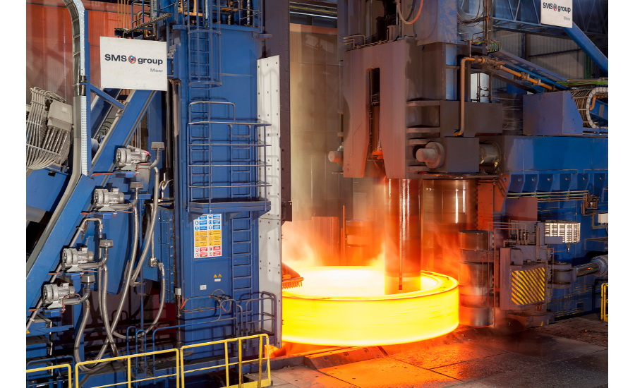 Shandong Iraeta Orders World S Largest Ring Rolling