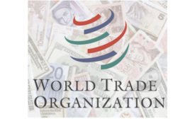 World Trade Organization (WTO) logo