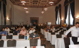The Forging Industry Technical Conference, sponsored by FIERF and FIA
