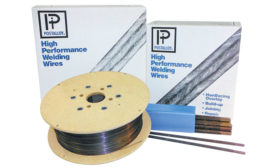 Postle Industries high performance welding wires