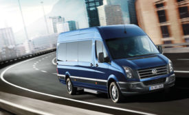Phase II of the Lightweight Forging Initiative focuses on a Light Commercial Vehicle (LCV)