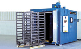 Grieve Walk-in Oven for heat treating