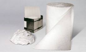 High-temperature insulating wools (HTIW)