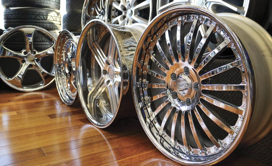 Magnesium (Mg) is appealing for automotive applications, such as tire rims