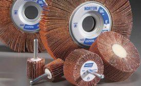 Saint-Gobain Abrasives grinding wheels