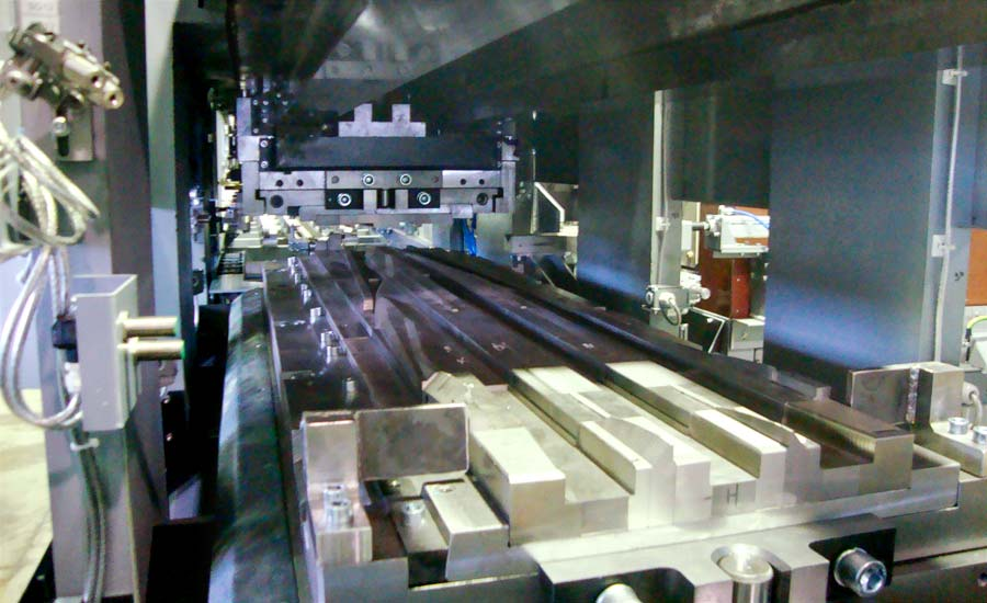 Rolling Platen of a Cross-wedge Rolling System