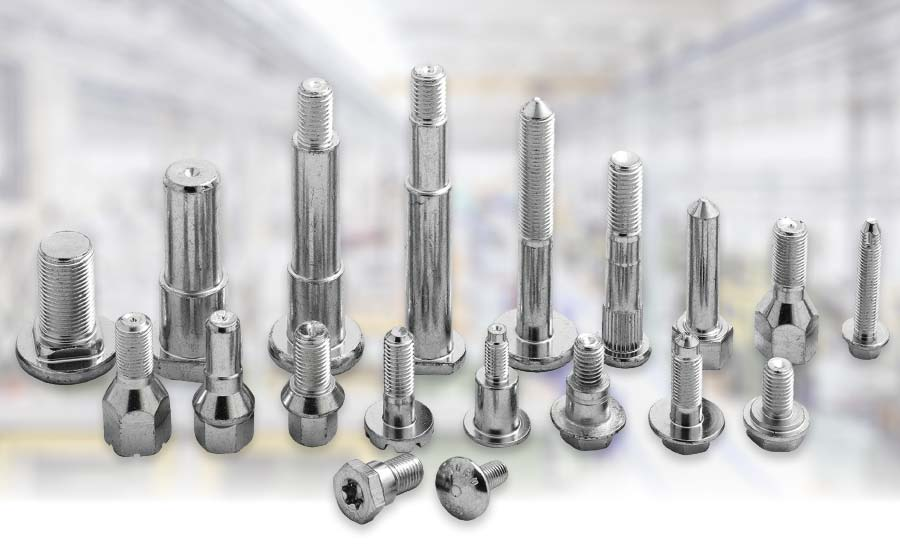 Cold-forging Fasteners