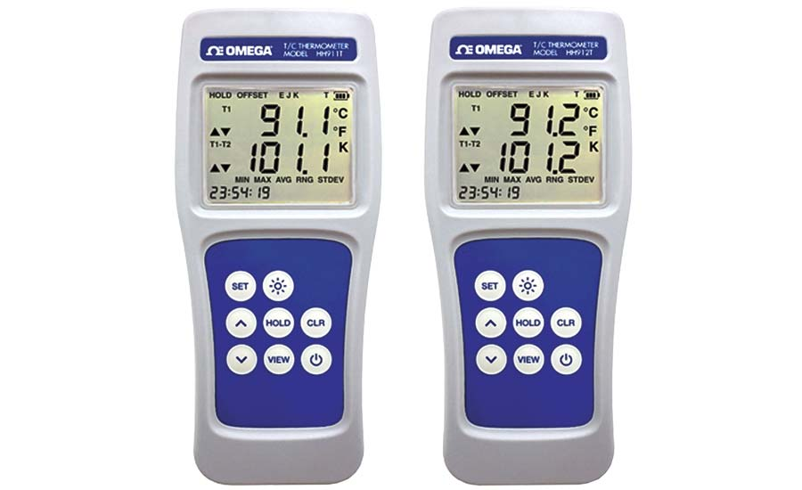 Omega Digital Thermometers