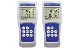 Omega Engineering Digital Thermocouple Thermometers