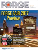 FORGE February 2017 Cover