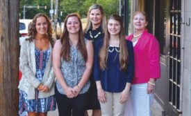 2016 Forging Industry Women's Scholarship recipients