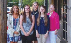 2016 Forging Industry Women's Scholarship recipients