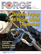 FORGE June 2017 Cover