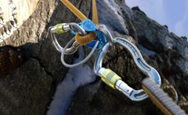Forged climbing hardware