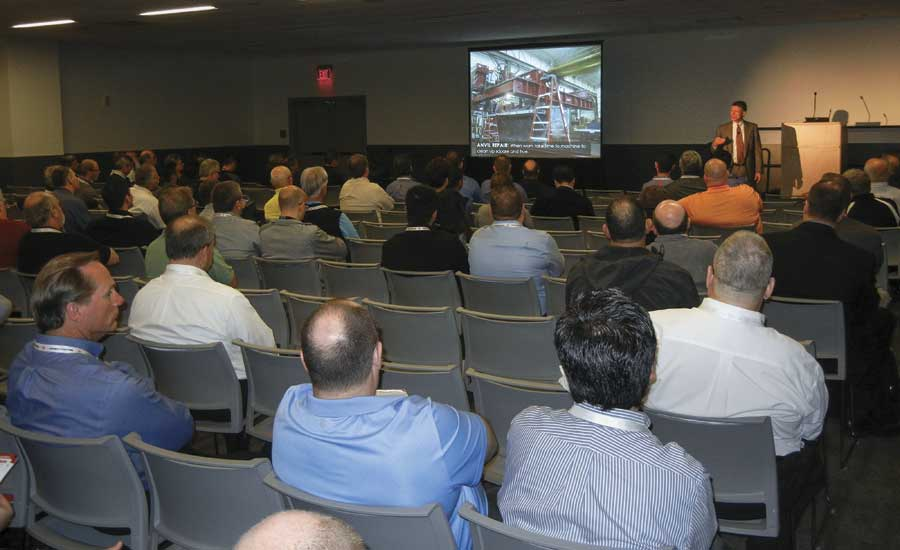 Forge Fair 2017 technical sessions were well-attended