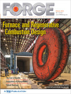 FORGE February 2018 Cover