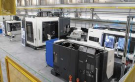 AFRC's DMG Mori Machining Cell