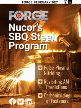 Forge February 2021 cover