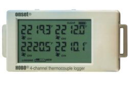 Multichannel Thermocouple Data Logger
