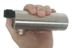 Self-Contained Pyrometer