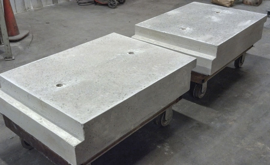Precast refractories come ready to install