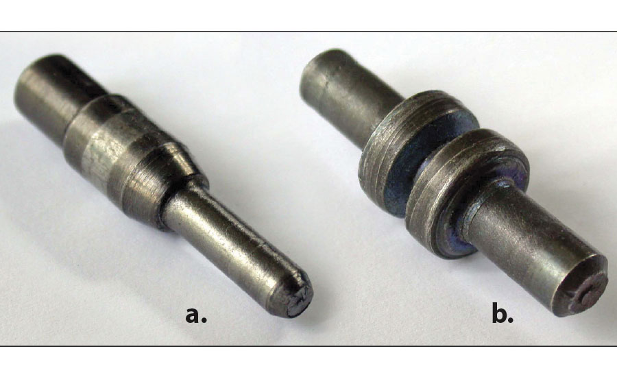 Parts made of heat-resistant nickel alloy
