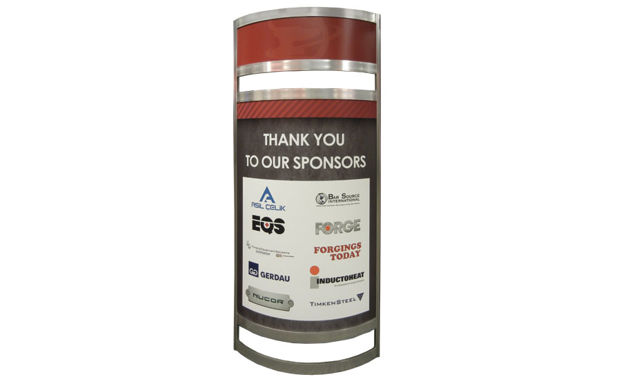 Forge Fair 2015 Corporate Sponsors