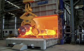 Sanghvi Forging offers some of India's heaviest forgings