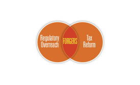 Regulatory overreach and comprehensive tax reform affecting the U.S. forging industry